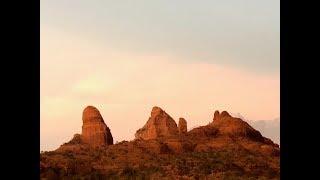 LIVE from Sedona Arizona in Electric Vortex Storm