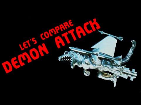 Let's Compare  ( Demon Attack )
