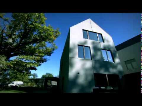 graues haus green building frankfurtrheinmain 2011 youtube. Black Bedroom Furniture Sets. Home Design Ideas