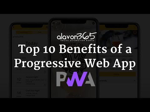 Top 10 Benefits of a Progressive Web App (PWA) to Your Business