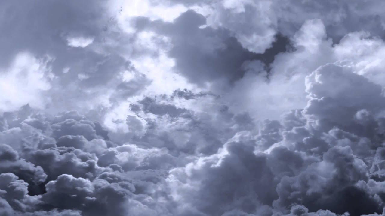moving 3d clouds after effects test youtube