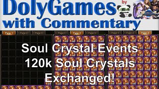 ➜ Wartune Guide - Soul Crystal Events - 120k Soul Crystals Exchanged!