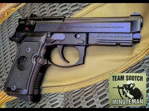 Beretta 92FS Compact