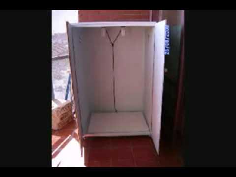Creacion de un armario basico para el cultivo de marihuana - Como hacer un plano de una casa ...