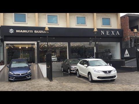 NEXA SHOWROOM EXPERIENCE, SANDHU AUTOMOBILES