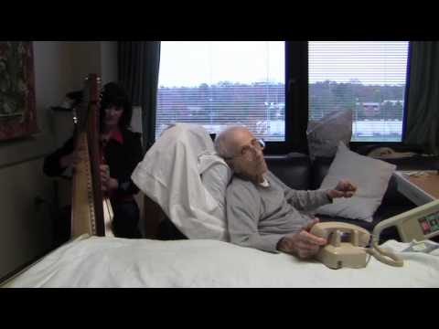 Expressions of Faith: Marsi Bellamy, Hospice harpist
