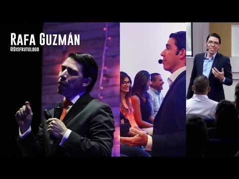 RAFAEL GUZMAN - Disfrutologo | Ethos producciones