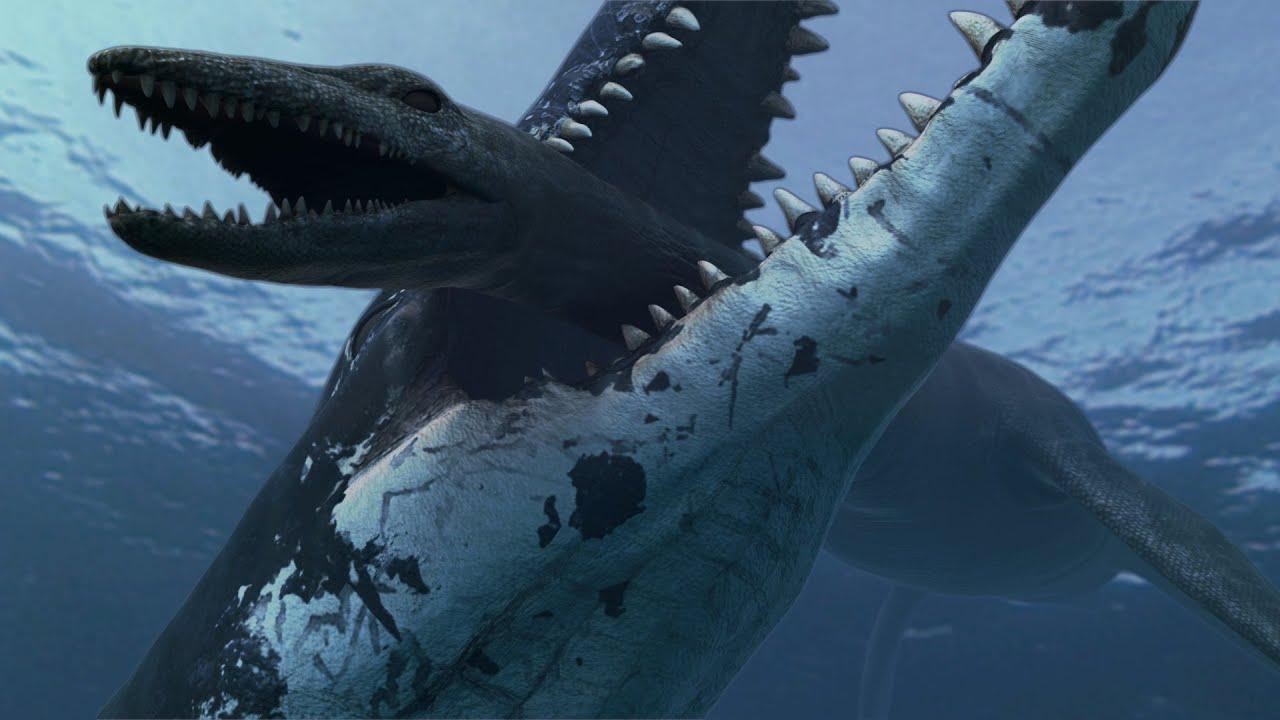L 39 epop e des dinosaures l 39 ascension des pr dateurs - Dinosaure marin carnivore ...