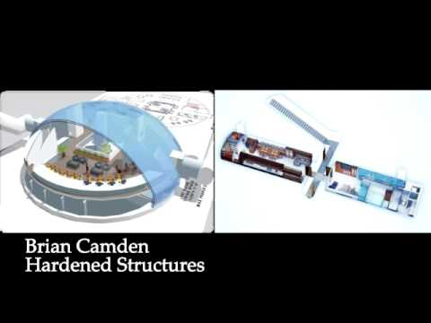 3. Brian Camden : Radio Interview : Hardened Structures : Bunkers Shelters : April 2012