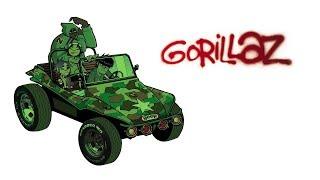 Gorillaz - Spank