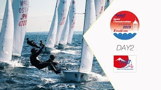 470 Class Japan Championships 2019 DAY2 / 2019全日本47_2日目ハイライト