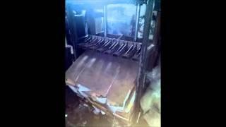 Пресс для макулатуры   готовый тюк(, 2016-03-23T14:36:40.000Z)