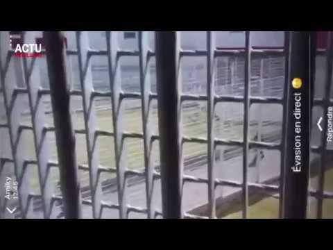 Así se ha escapado en helicóptero el ladrón más famoso de Francia
