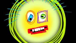 BUBBLE HEAD SMILEY Meemogie Emoji Art Animation