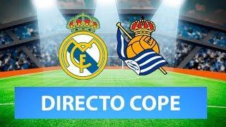 (SOLO AUDIO) Directo del Real Madrid 3-1 Real Sociedad en Tiempo de Juego COPE