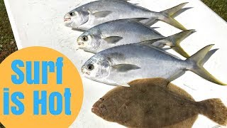Surf Fishing is HOT!! - Pompano Fishing Gulf Shores Alabama