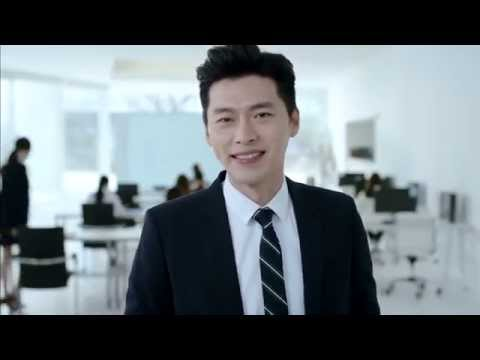 Hyun Bin - CF2 Samsung Life Insurance 2015 + Making Film
