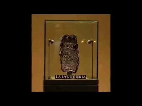 REVEALED  Truth of the  800 year old mobile phone  that sparked claims time trav