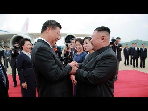 《石涛.Mews》「习近平访朝无联合声明' – 脸面风采 实则大败」