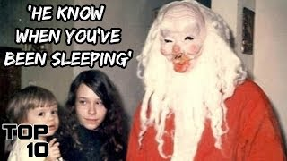 Top 10 Christmas Songs With Scary Hidden Meanings