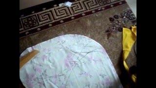 Шьем сами удобную подушку для беременных.(Очень удобная подушка!Моя дочка просто в восторге!, 2016-03-28T13:02:32.000Z)
