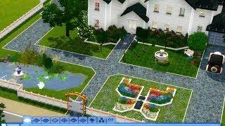 Давай Строить Дом для The Sims 3!(Ссылка на скачивание участка находится на моём сайте: http://stroimvsims.ru/skachat-doma-dlya-sims-3/skachat-dlya-sims-3-dom-s-klumboj-babochkoj/..., 2014-06-09T00:12:34.000Z)