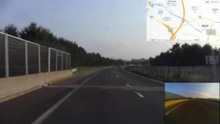 1to6 20130815 東北道 上り 高舘PA→田山PA to 津軽SA