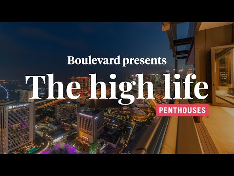 Penthouse condos for sale in Singapore: The high life | Boulevard luxury property