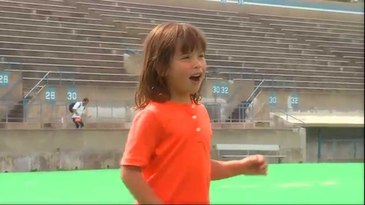 This Is Emily Yeung Playing Soccer - YouTube