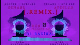 Sehabe & Aydilge - Bir Ayda Unutursun - REMİX (Official Video) / By Radikal