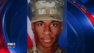 Georgia soldier killed in accident while training