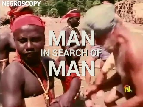 Man In Search Of Man - Andaman Peoples (High Quality)
