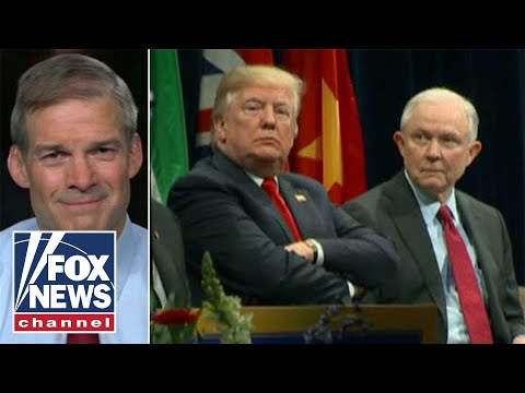 Jordan: Trump will be looking for a new attorney general