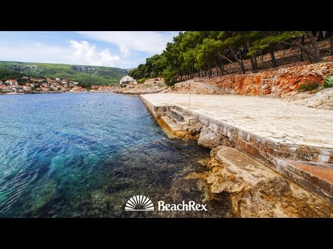 beach Fontana, Jelsa, island Hvar, Croatia