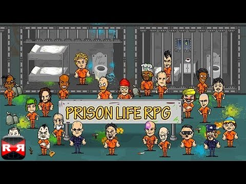 Prison Life RPG (By Nob Studio) - iOS - iPhone/iPad/iPod Touch Gameplay