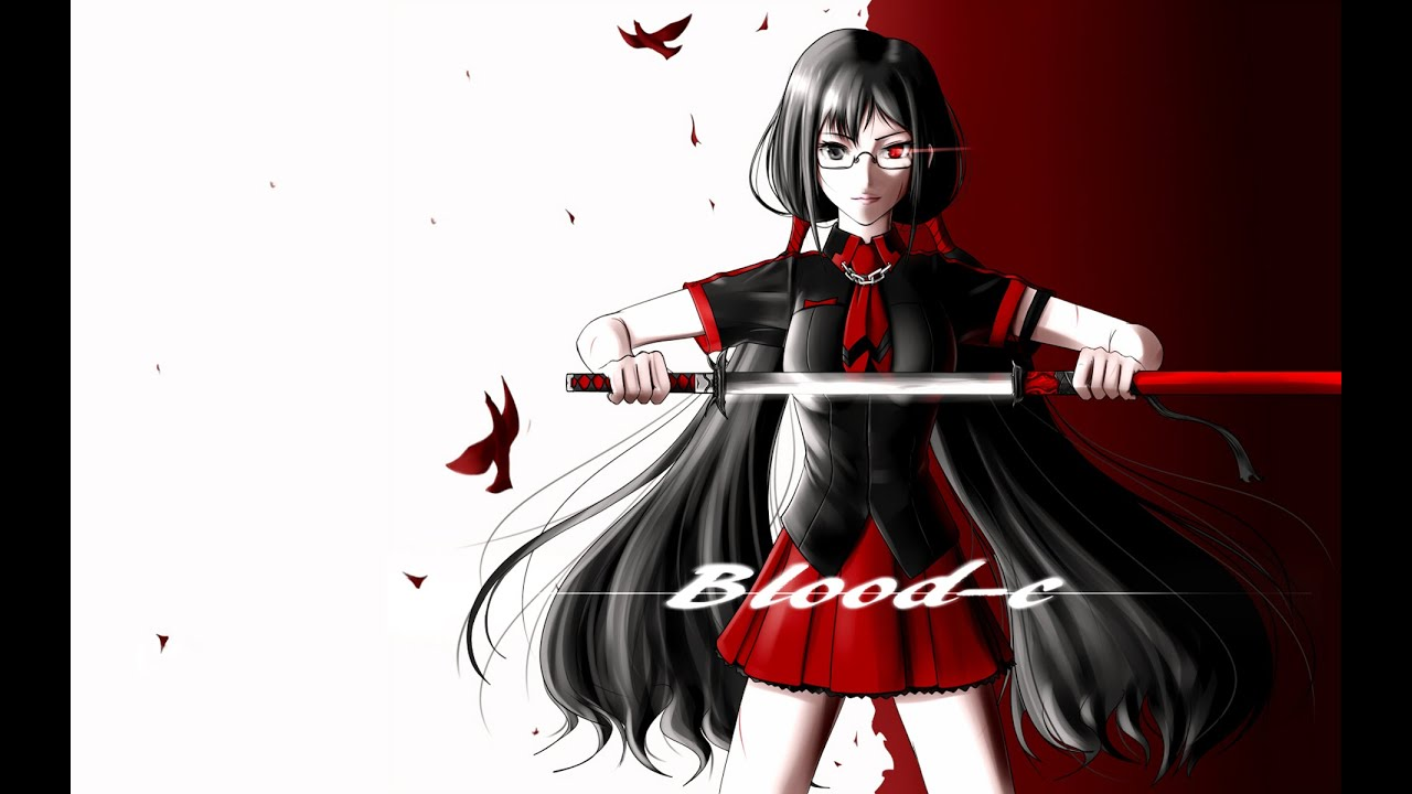 anime blood