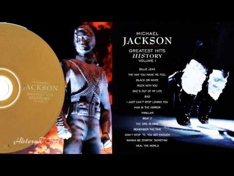 14 Wanna be startin' somethin' - Michael Jackson - HIStory: Past, Present and Future, Book I [HD]