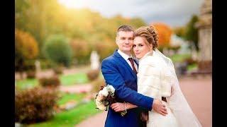 Свадебный фотограф видеограф Москва. Свадьба Иры и Саши в Кусково