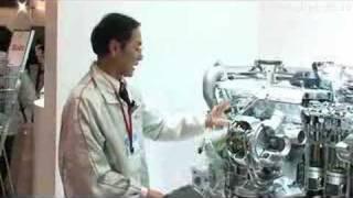 次世代高効率ディーゼルエンジン 「ISUZU D-Core」 : DigInfo