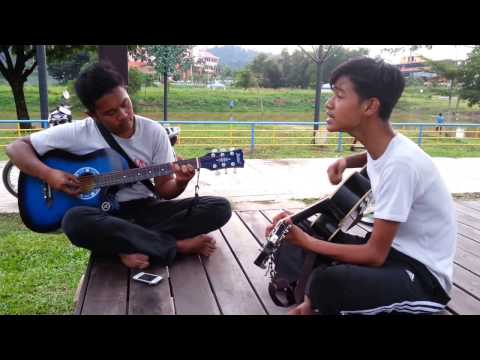 Harus aku - cover by am ft zul