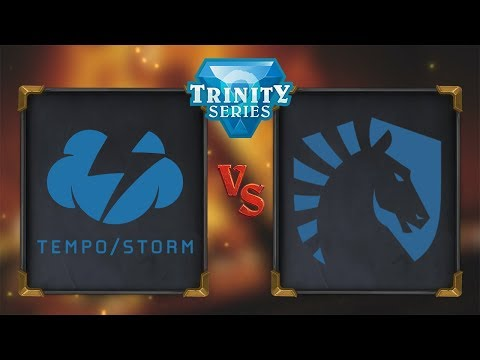 Hearthstone - Team Liquid vs. Tempo Storm - Trinity Series - Day 6