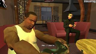 GTA San Andreas - Fat CJ - Mission #54 - Amphibious Assault (1080p) [Complete]