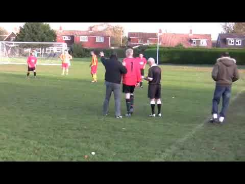 Interview with Referee