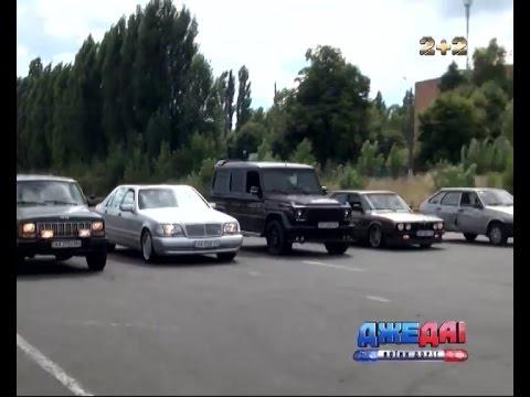 Бандитські машини з 90-тих