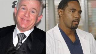 Will & Grace's Leslie Jordan on Desperate Housewives & Off The Map's Jason George on Grey's Anatomy