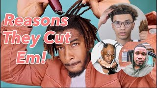 Reasons People Cut Their Dreadlocks | Will This Be The Reason You Cut Your Dreadlocks? |