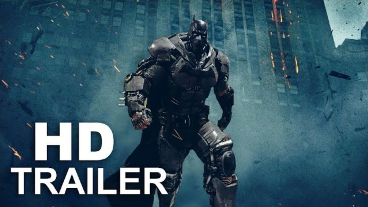 The Batman : KnightFall - Trailer (2018) [HD] Ben Affleck ...