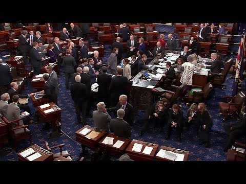 Senate rejects DACA immigration reform proposals,  reacts to Florida shooting