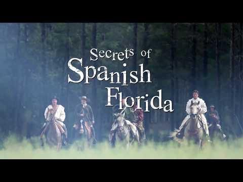 Secrets of Spanish Florida:Mike Usina