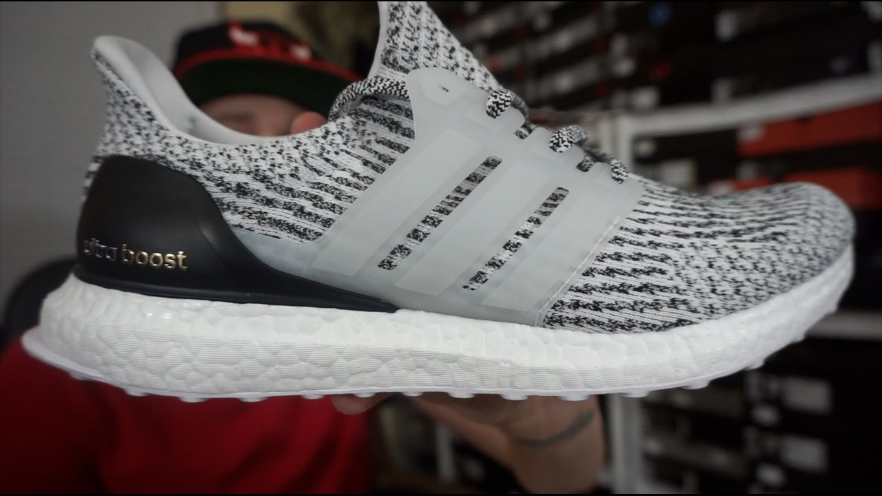 bb7da5ef601 Adidas Ultra Boost 3.0 Detailed Review